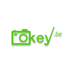 Logo de Okey.be, client de l'agence webmarketing Poush