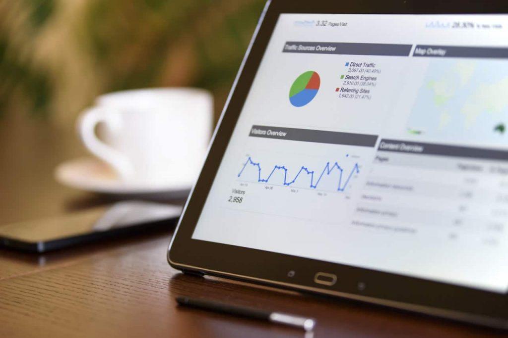 Agence SEO Poush propose un service web analytics
