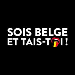 Logo de Sois belge et tais-toi, client de l'agence webmarketing de Poush