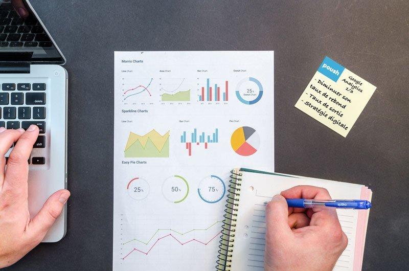 Taux de rebond Google analytics: conseils en communication