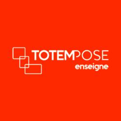 Logo de Totempose, client de l'agence marketing digital Poush