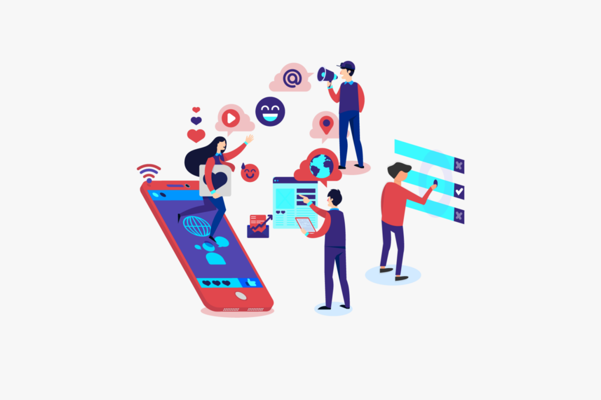 réseaux sociaux au service des entreprises