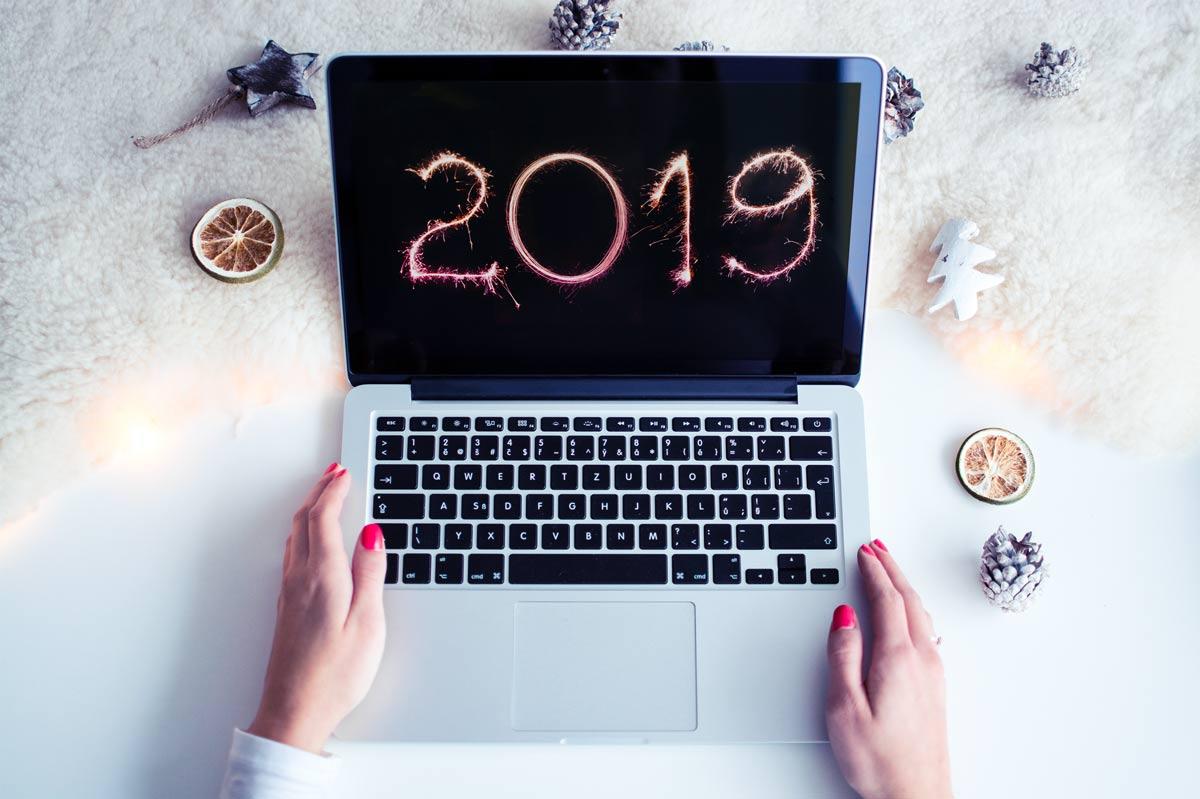 Tendances site web 2019