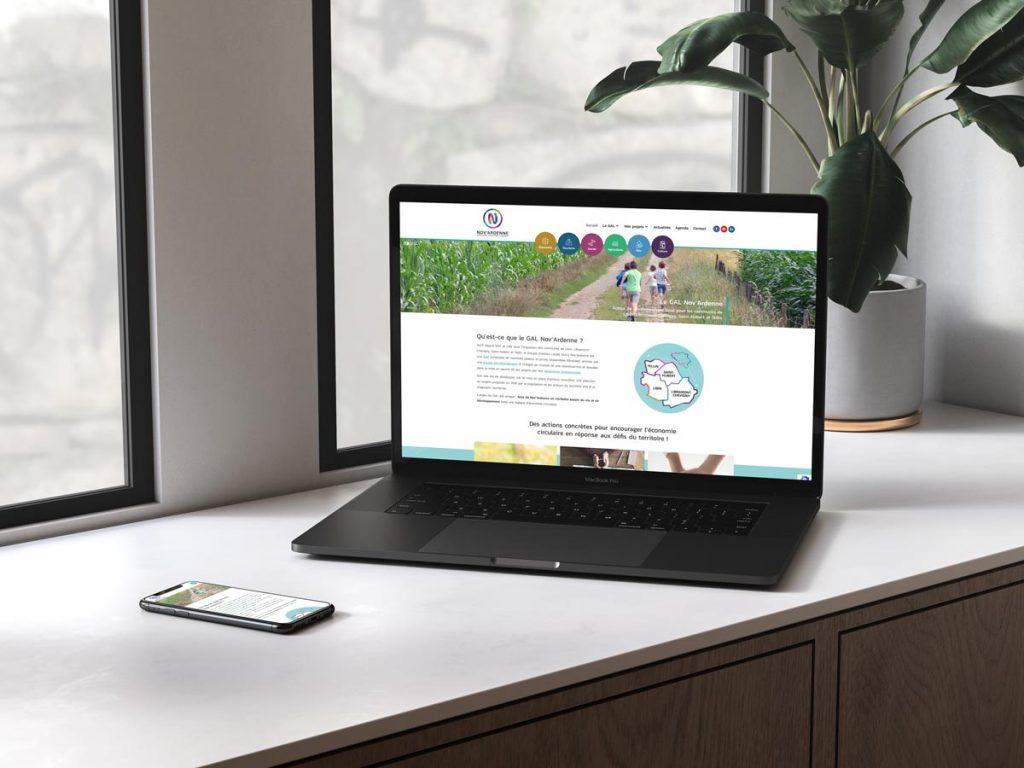 Site web de Nov'Ardenne