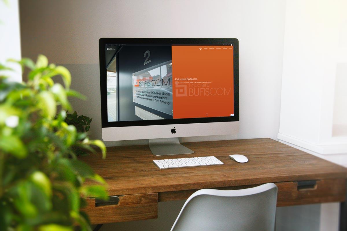 Création site web Bufiscom