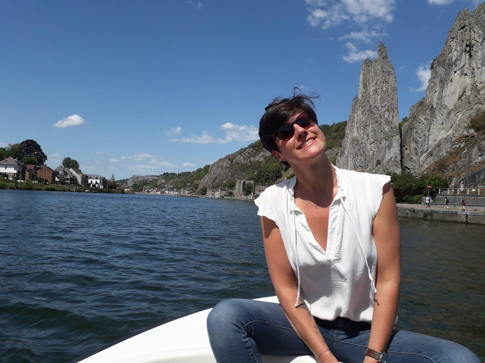 Elise Timmermans - Gestion de Projet & Expérience Client