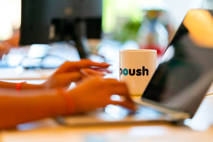 Tasse Poush