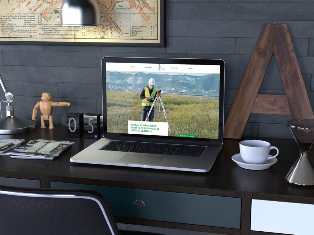 création de Site web Sageo