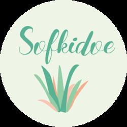 Logo de Sofkidoe, client de l'agence spécialisée en référencement naturel Poush