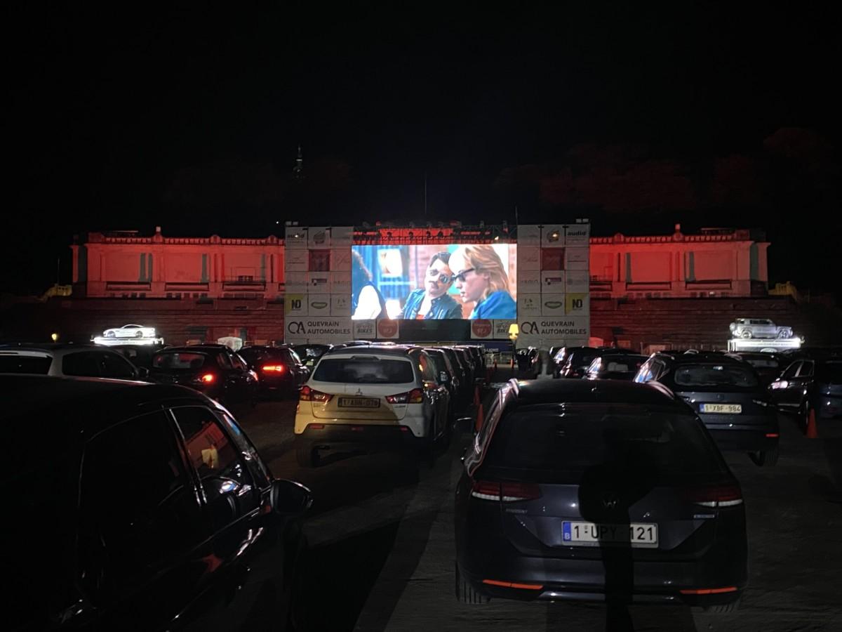 Drive in cinéma Liège