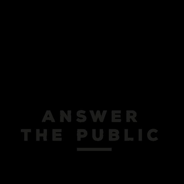 Logo outil SEO Answer The Public