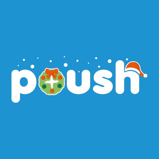 Logo Poush Noël
