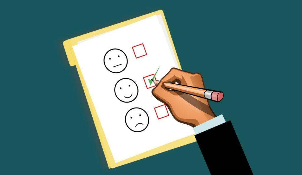 Enquête de satisfaction client