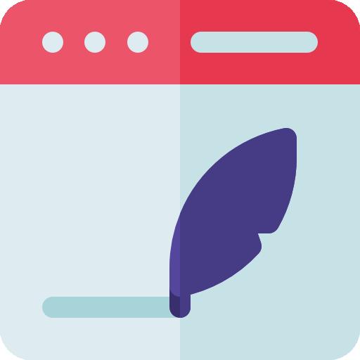 blog d'entreprise logo