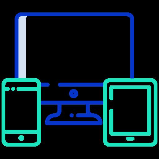 site web responsive pour mobile et tablette