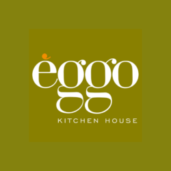 Logo eggo, client de l'agence web poush