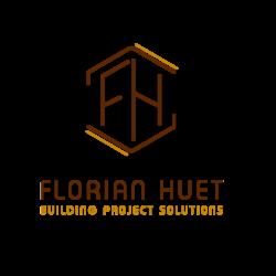 Logo de l'entreprise de construction Florian Huet